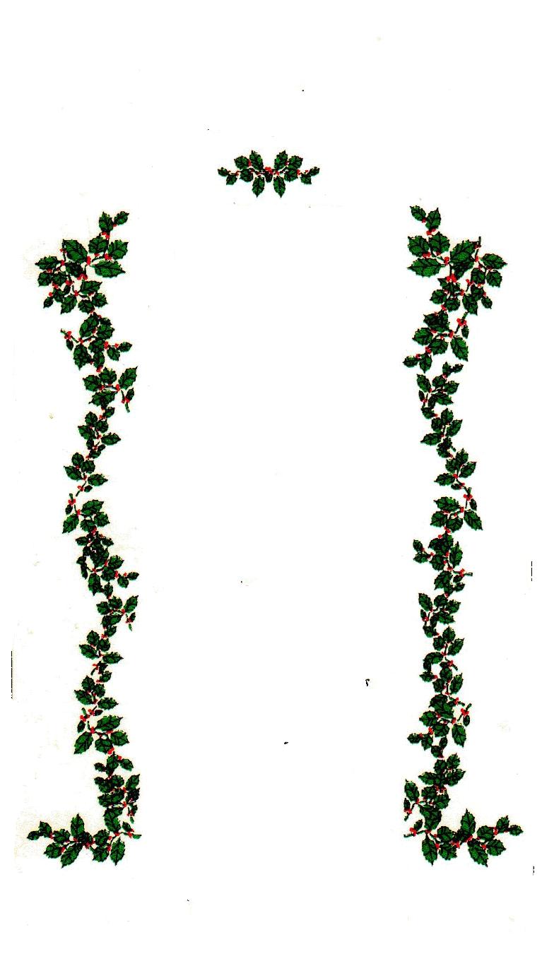 Horizontal flower border clipart black and white clipart transparent stock Leaf Vine Border Clipart clipart transparent stock