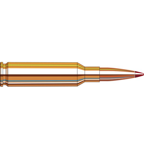 Hornady precision hunter clipart black and white svg library stock 6.5 Creedmoor 143 gr ELD-X® Precision Hunter® - Hornady ... svg library stock