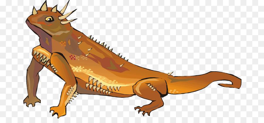Horned lizard clipart png transparent desert lizard clipart Desert horned lizard Reptile clipart ... png transparent