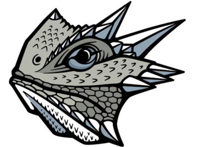 Horned lizard clipart jpg stock Horned Toad Drawing | Free download best Horned Toad Drawing ... jpg stock