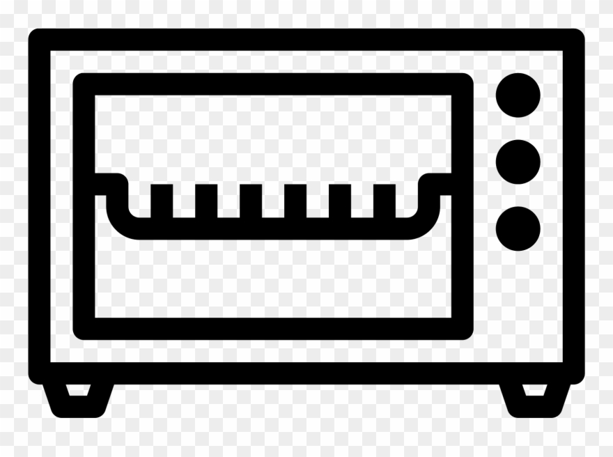 Horno clipart clip art royalty free Microwave Clipart Horno - Toaster Oven Icon - Png Download ... clip art royalty free