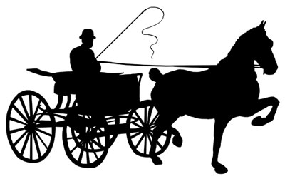Horse and carriage clipart clip library stock Horse Drawn Carriage Clipart clip library stock