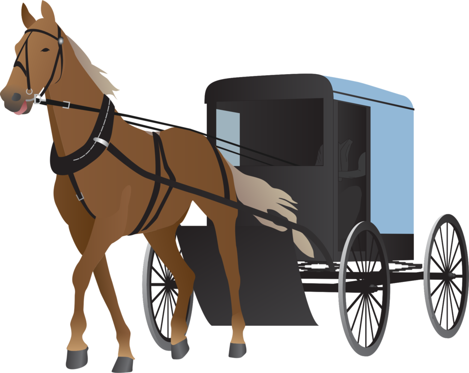 Horse and wagon clipart graphic freeuse Wagon,Horse,Chariot Clipart - Royalty Free SVG / Transparent ... graphic freeuse