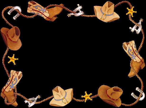 Horse clip art borders clip art Western Clipart | Free Download Clip Art | Free Clip Art | on ... clip art