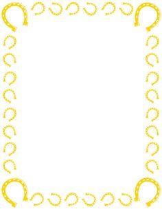 Horse clip art borders free Horse clip art borders - ClipartFest free