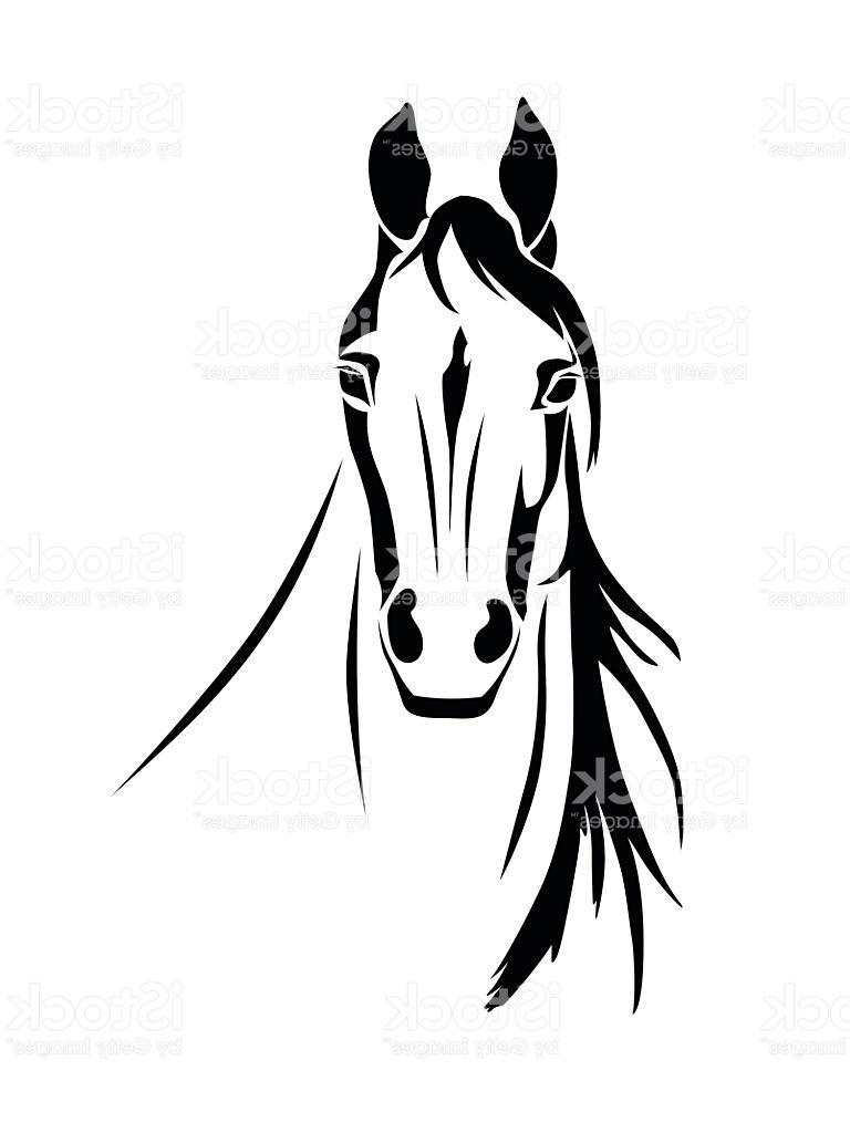 Horse clipart black and white top down svg black and white library Horse Head Clipart Black And White | Free download best ... svg black and white library