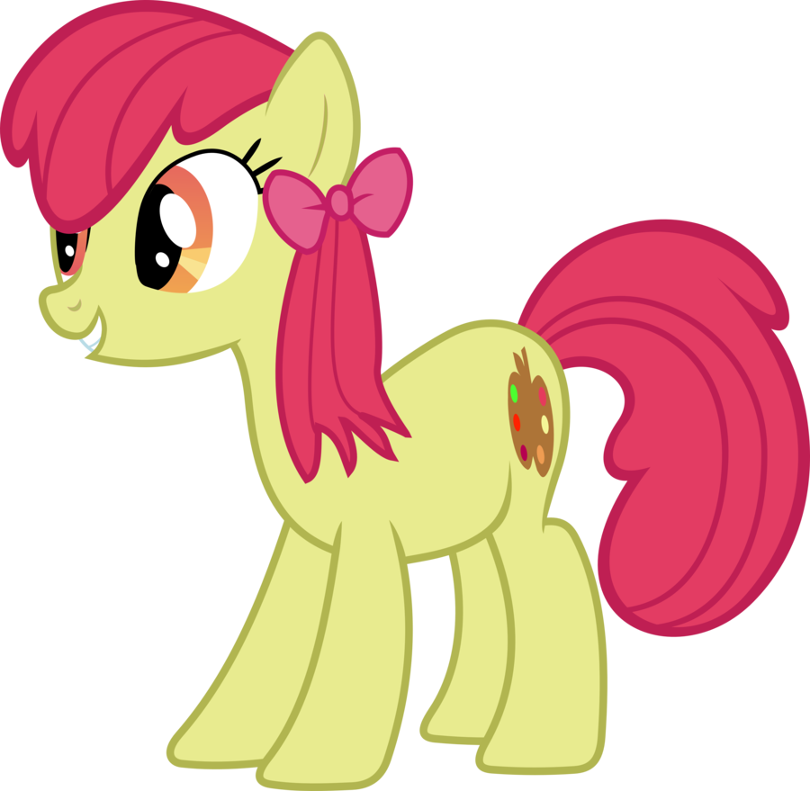 Horse eating a apple clipart svg library library Grown up Apple Bloom by ~asdflove on deviantART | My little pony ... svg library library