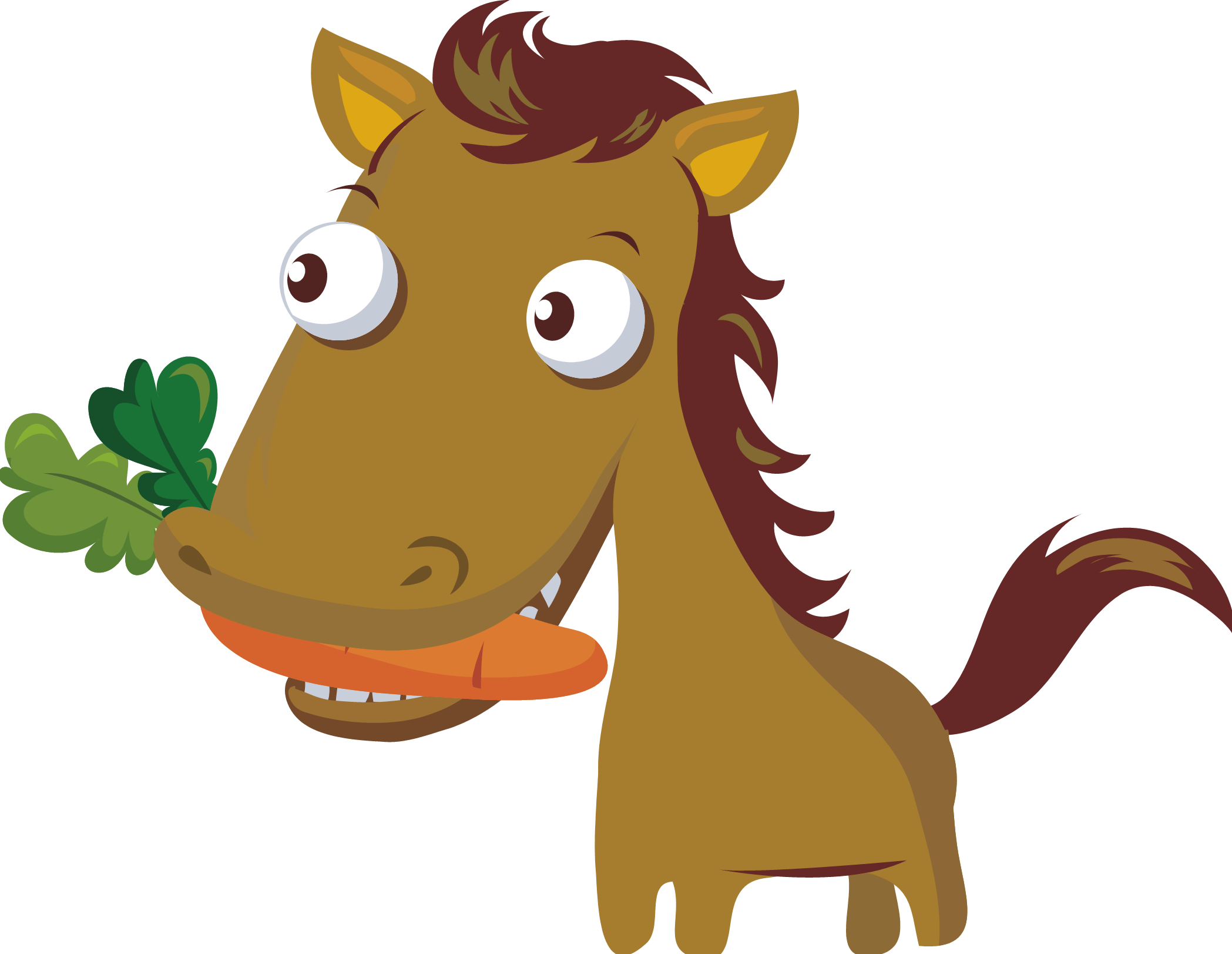 Horse eating an apple clipart vector royalty free Free Horses Eating Cliparts, Download Free Clip Art, Free Clip Art ... vector royalty free