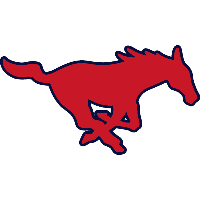 Horse football mascot clipart png stock Southern Methodist Mustangs Mens College Soccer - Southern Methodist ... png stock
