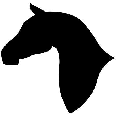 Horse head profile clipart picture Quarter Horse Head Clip Art | Clipart Panda - Free Clipart ... picture