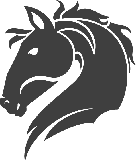 Horse icon clipart image black and white stock PNG Sector: Horse Icon - Horse PNG & Horse Clipart Transparent image black and white stock