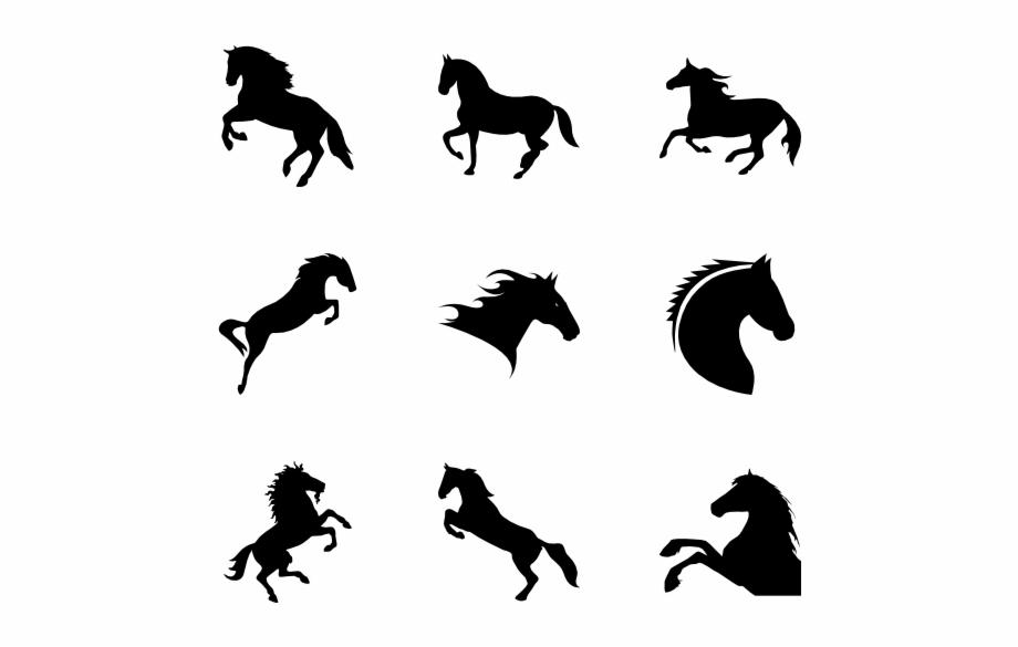 Horse icon clipart jpg stock Horses - Horse Icon Vector {#13502} - Pngtube jpg stock