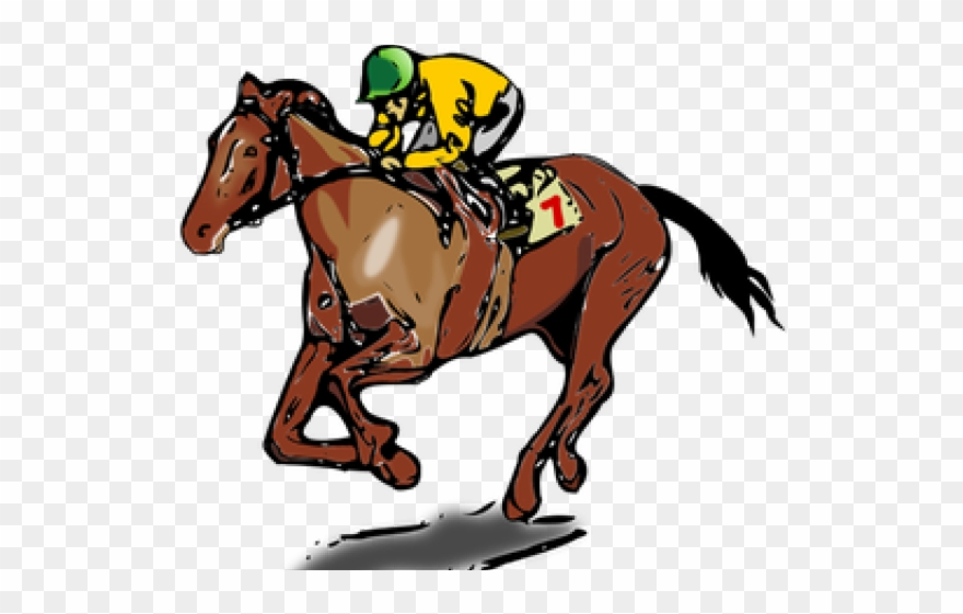Horse racing clipart graphic stock Horse Racing Clipart Border - Kentucky Derby Horses Clip Art ... graphic stock