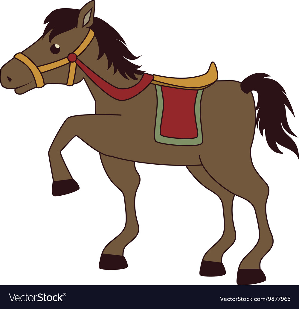 Horse saddle clipart banner library library Horse saddle cartoon banner library library