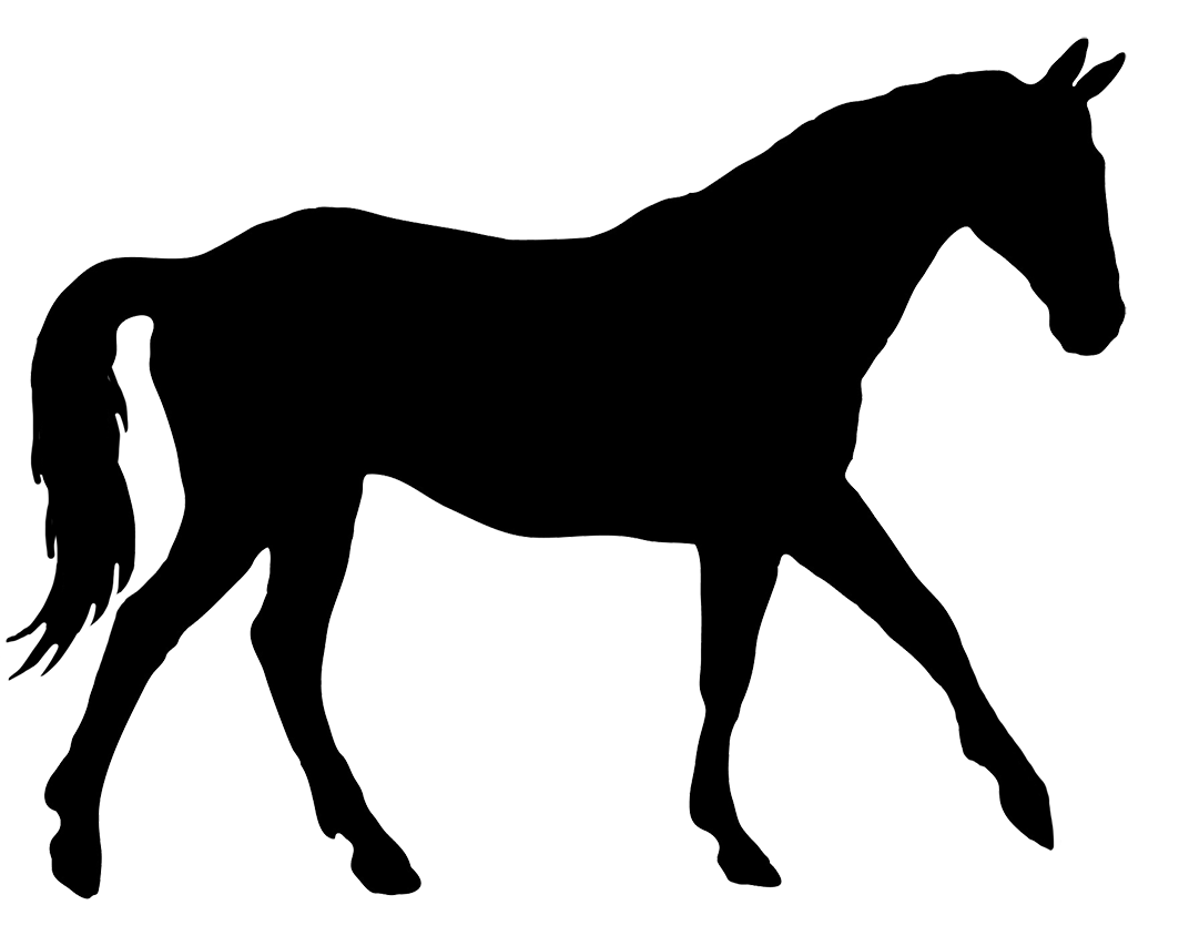 Horse silhouette clipart picture free download Horse Silhouette picture free download