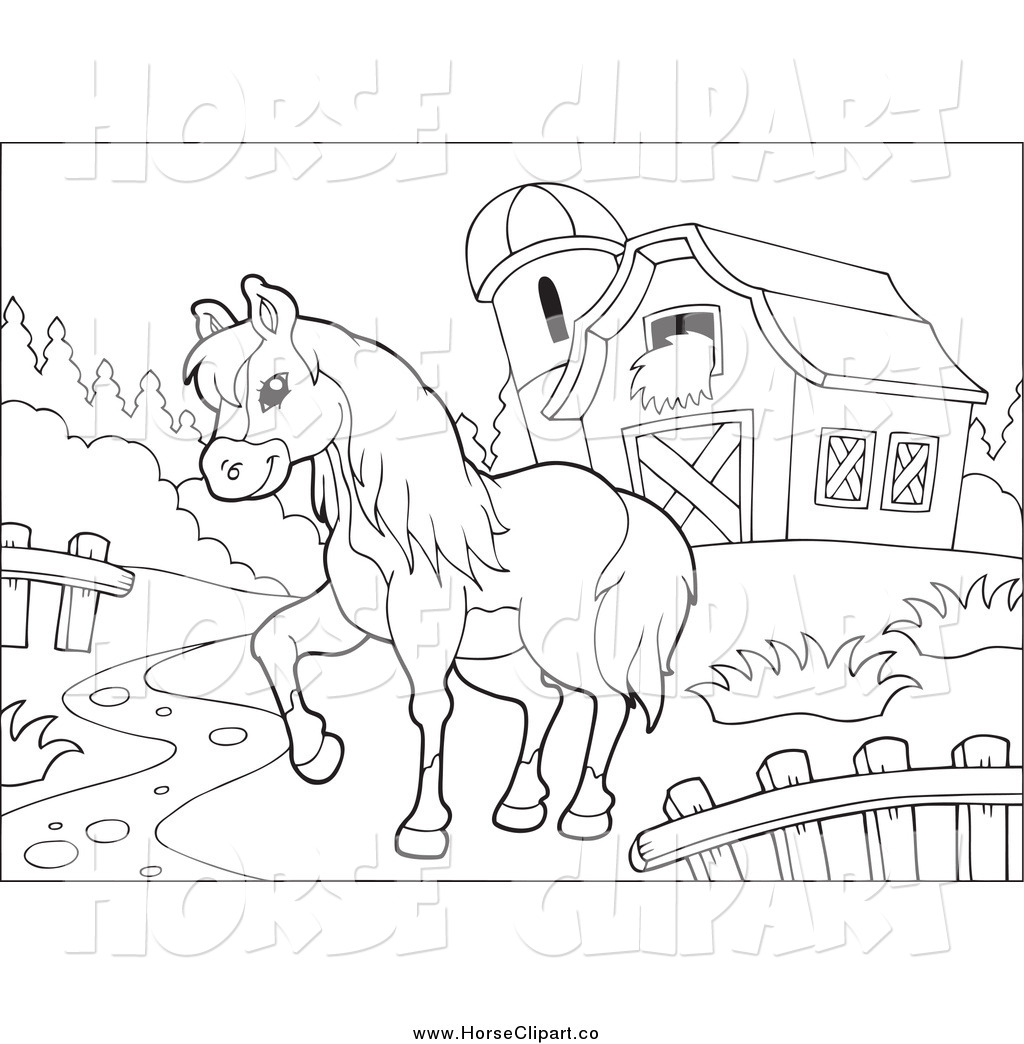 Horse stable clipart black and white vector free Barn clipart horse stable - 192 transparent clip arts ... vector free