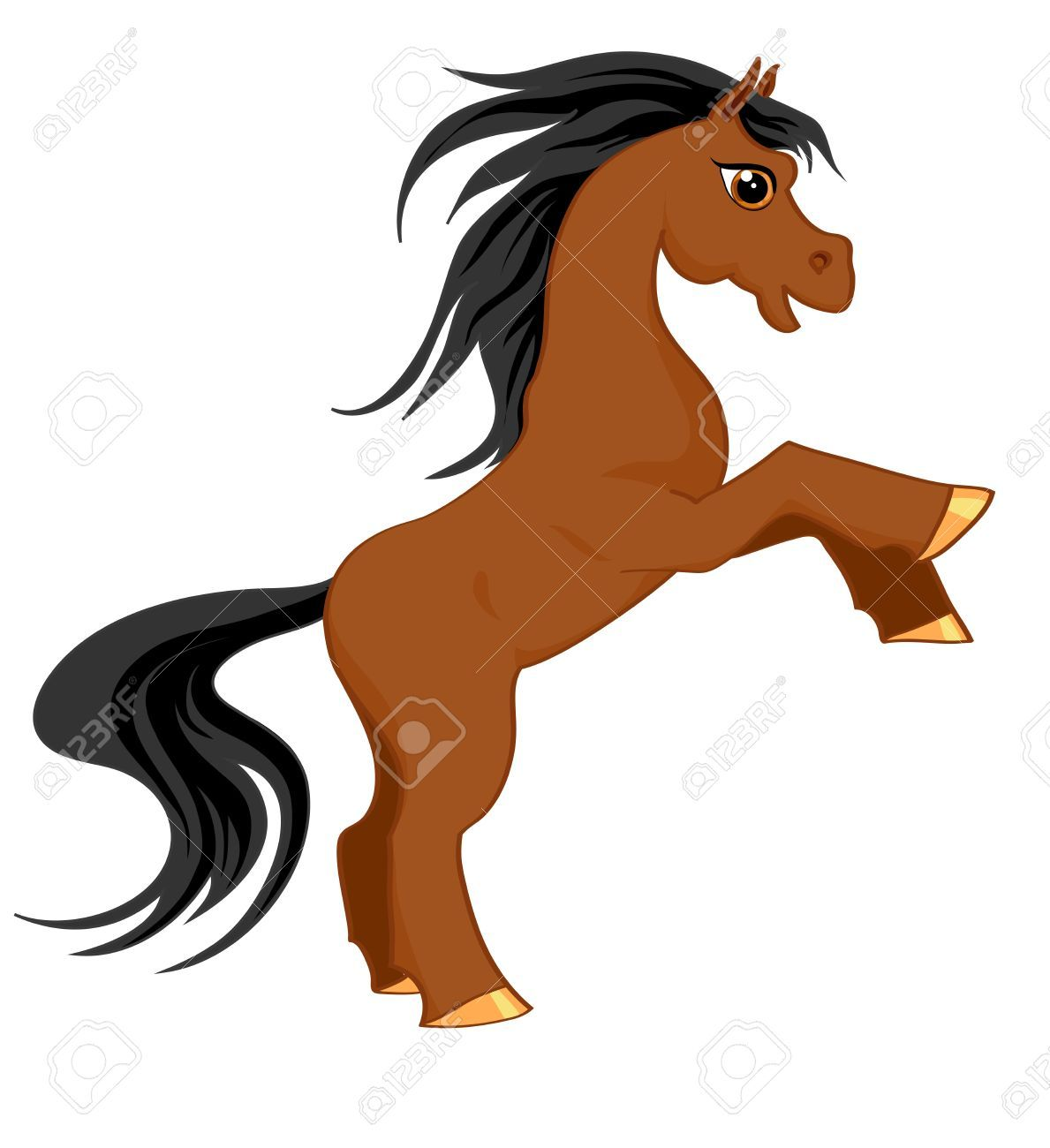 Horse tail clipart vector transparent Horse tail clipart 5 » Clipart Portal vector transparent