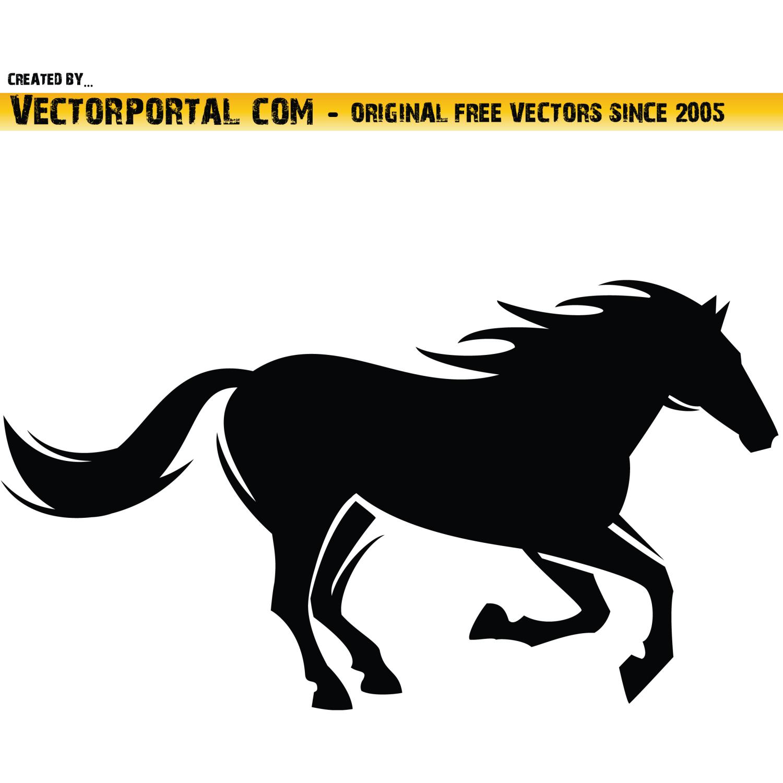 Horse vector clipart clip freeuse stock Vector for free use: Horse Vector Clip Art clip freeuse stock