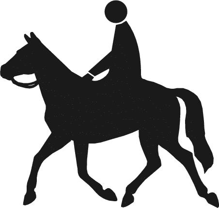 Horseback riding clipart graphic freeuse library horseback riding | Clipart Panda - Free Clipart Images graphic freeuse library