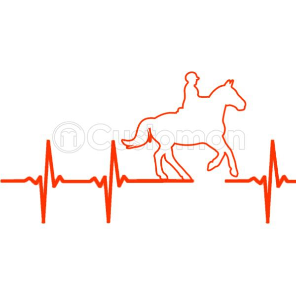Horses are my heart beat clipart vector library download Horse In My Heartbeat Coffee Mug | Kidozi.com vector library download