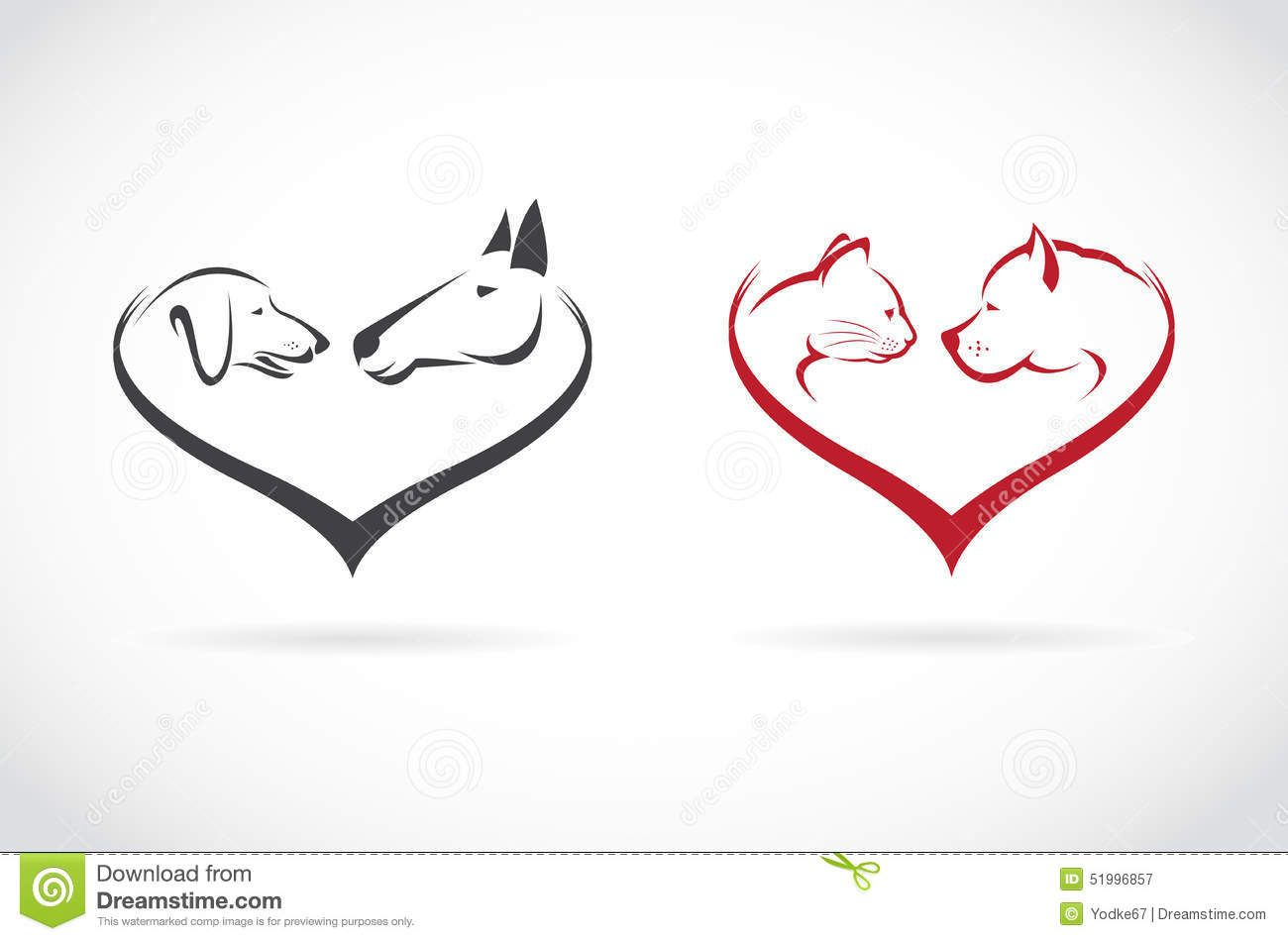 Horses are my heart beat clipart transparent library Horse Dog Cat Heart Logo Stock Photos, Images, & Pictures ... transparent library