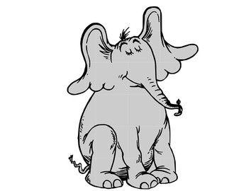 Horton clipart banner transparent stock Horton Hears A Who Clipart - ClipartFest | Horton Hears A ... banner transparent stock