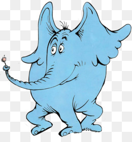 Horton hears a who clipart black and white banner transparent stock Horton Hears A Who PNG - horton-hears-a-who-black-and-white ... banner transparent stock