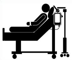 Hospital bed clipart free vector black and white stock Free hospital bed clipart – Gclipart.com vector black and white stock