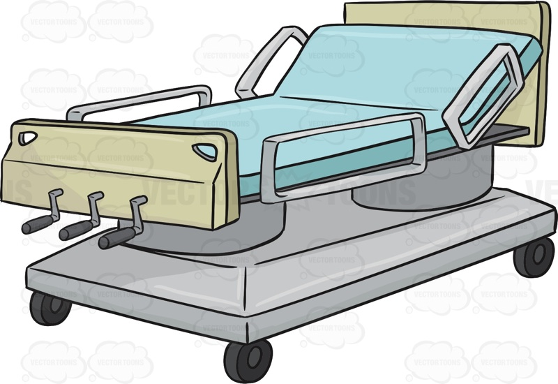 Hospital bed clipart free svg transparent stock Hospital bed 1 clipart - Cliparting.com svg transparent stock