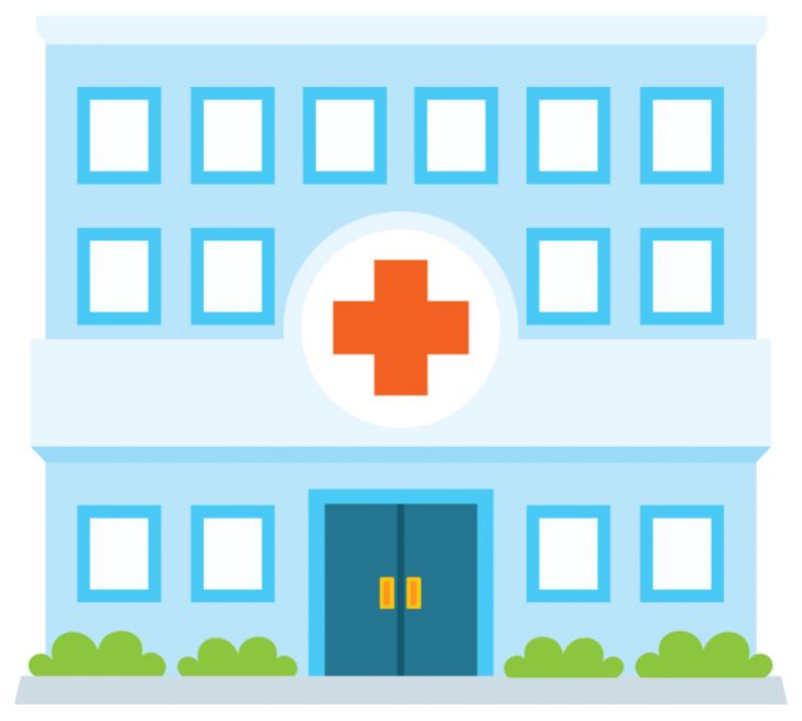 Hospital building clipart clip art black and white hospital building clipart images | www ... clip art black and white