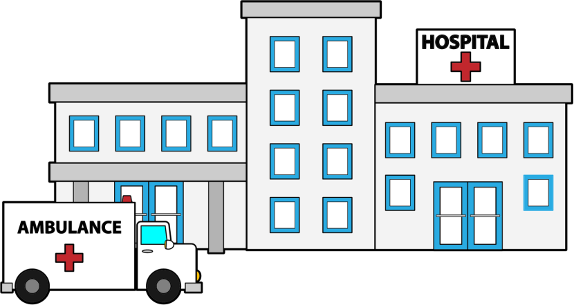 Hospital building clipart image royalty free Hospital building clipart 5 » Clipart Station image royalty free