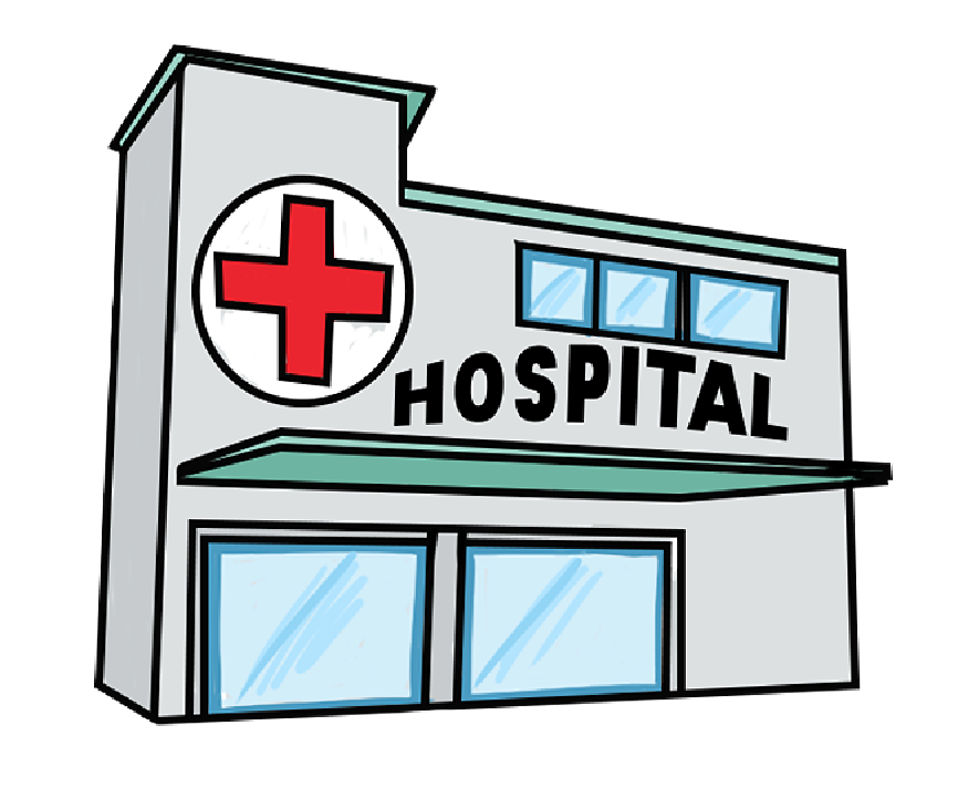 Hospital clipart free clip freeuse download Images for hospital free download clip art on - ClipartPost clip freeuse download