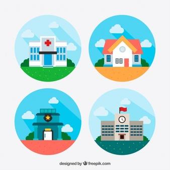 Hospital vector clipart clip art free Hospital Vectors, Photos and PSD files   Free Download clip art free