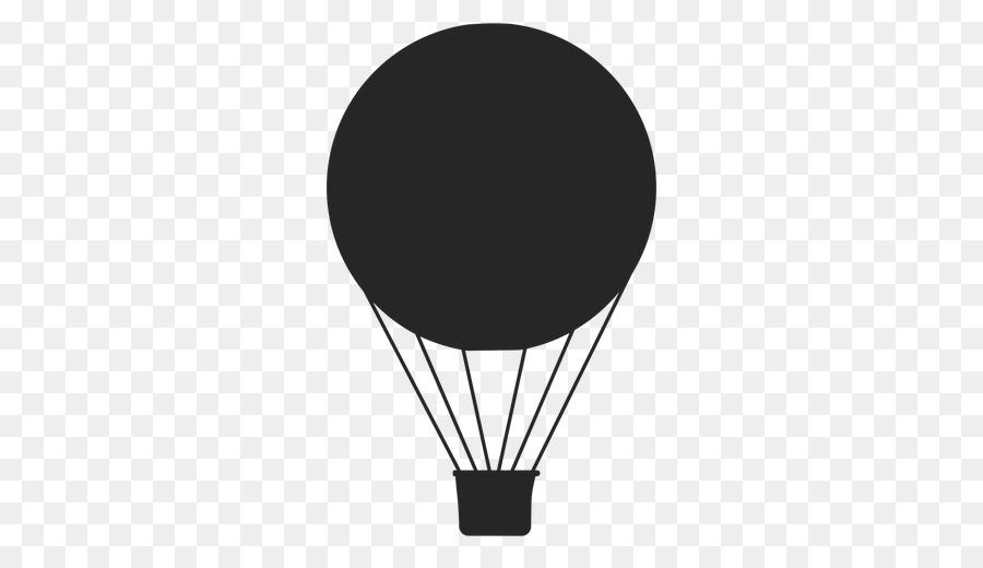 Hot air balloon silhouette clipart clip art library download Hot Air Balloon Silhouette clip art library download