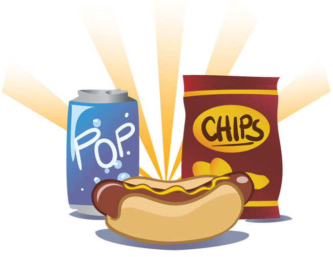 Hot dog and chips clipart freeuse library From North Jones To The Nations - FREE Community Hot Dog Days freeuse library