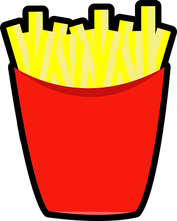 Hot dog chips and drink clipart vector library library Collection of Chipsand Drinks Cliparts | Buy any image and use it ... vector library library