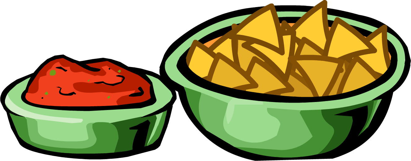 Hot dog chips soda clipart jpg black and white download Chips | Club Penguin Wiki | FANDOM powered by Wikia jpg black and white download