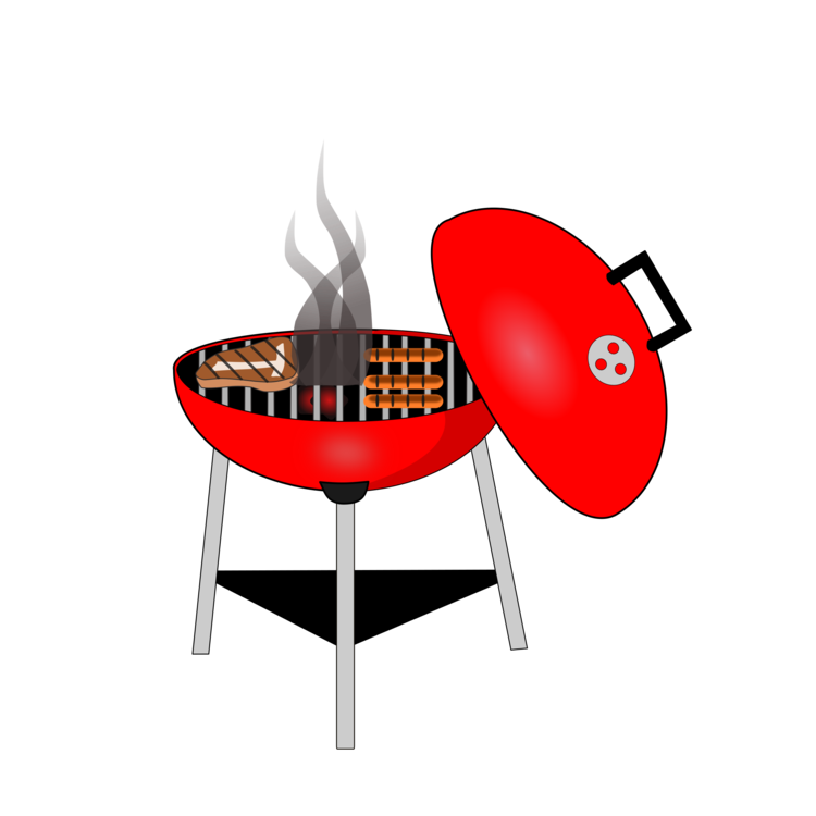 Hot dog grilling clipart png royalty free download Barbecue Hot dog Satay Spare ribs free commercial clipart - Still ... png royalty free download