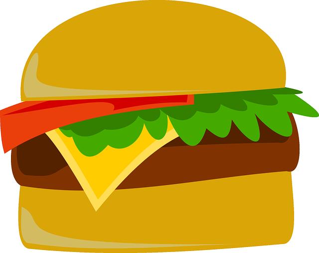 Hot dog grilling clipart clip art freeuse library Free Image on Pixabay - Burger, Cheeseburger, Cheese | Pinterest ... clip art freeuse library