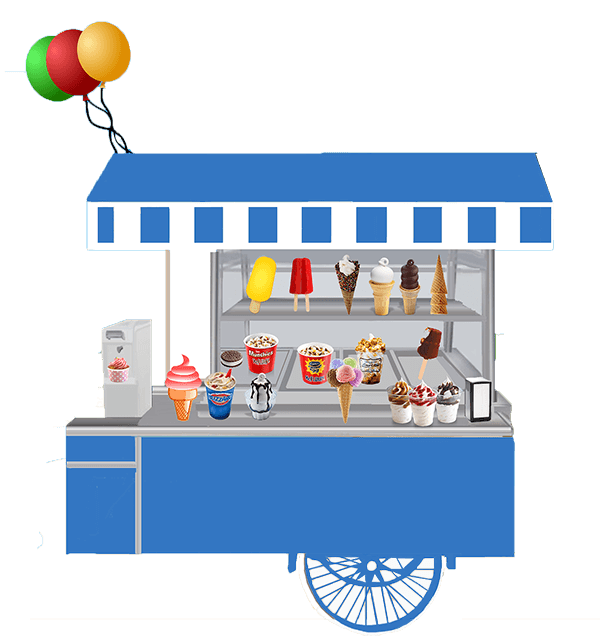 Hot dog stand clipart image freeuse Snacks clipart booth ~ Frames ~ Illustrations ~ HD images ~ Photo ... image freeuse