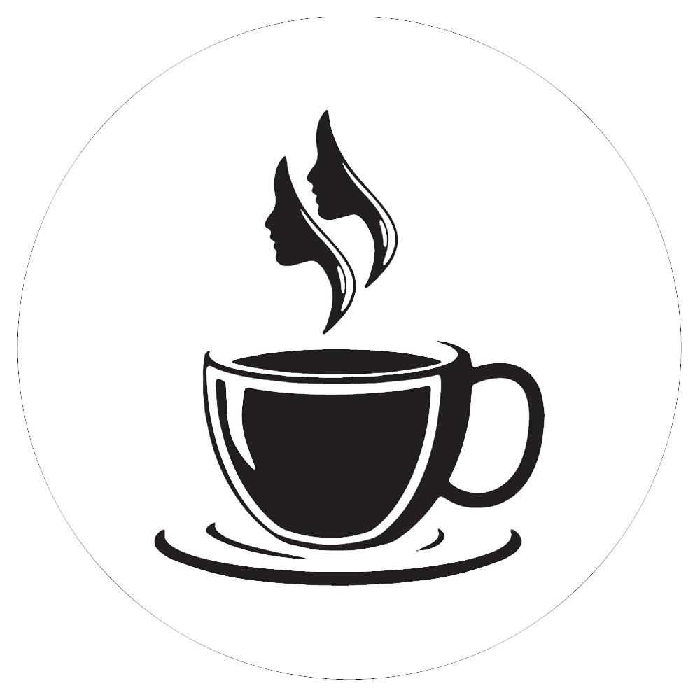 Hot mug of pumpkin latte transparent clipart vector transparent Menu — Two Girls One Coffee Cup vector transparent