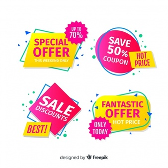Offer tag clipart clip art free stock Offer Vectors, Photos and PSD files | Free Download clip art free stock