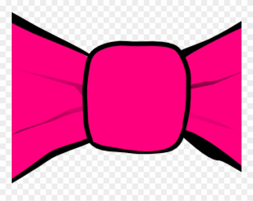 Hot pink clipart image freeuse stock Pink Bow Clipart Hot Pink Bow Clip Art At Clker Vector ... image freeuse stock