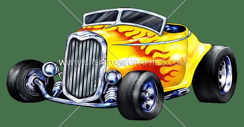 Hot rod car clipart jpg free Hotrod | Production Ready Artwork for T-Shirt Printing jpg free
