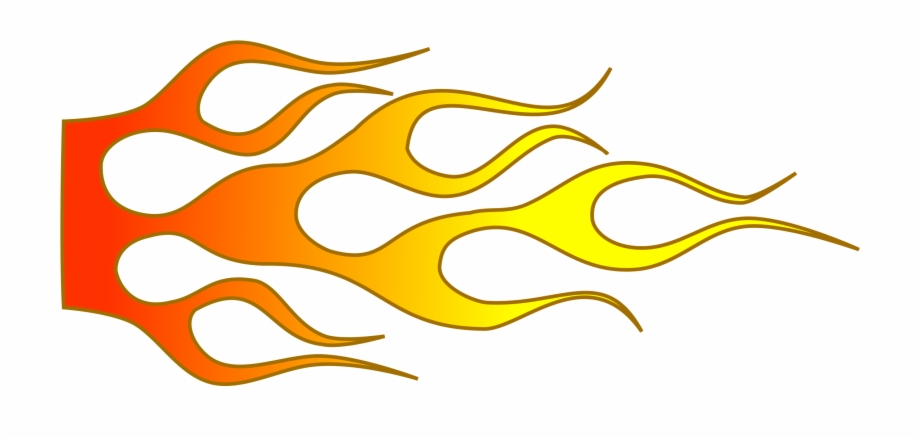 Hot rod with flames clipart image freeuse stock Image Transparent Library Clipart Flame Big Image Png - Hot ... image freeuse stock