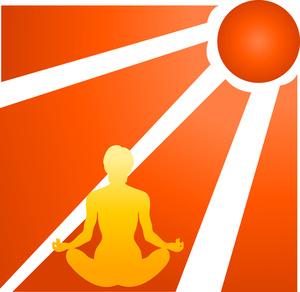 Hot yoga clipart png transparent library Yoga clip art free clipart images clipartcow 2 - Clipartix png transparent library