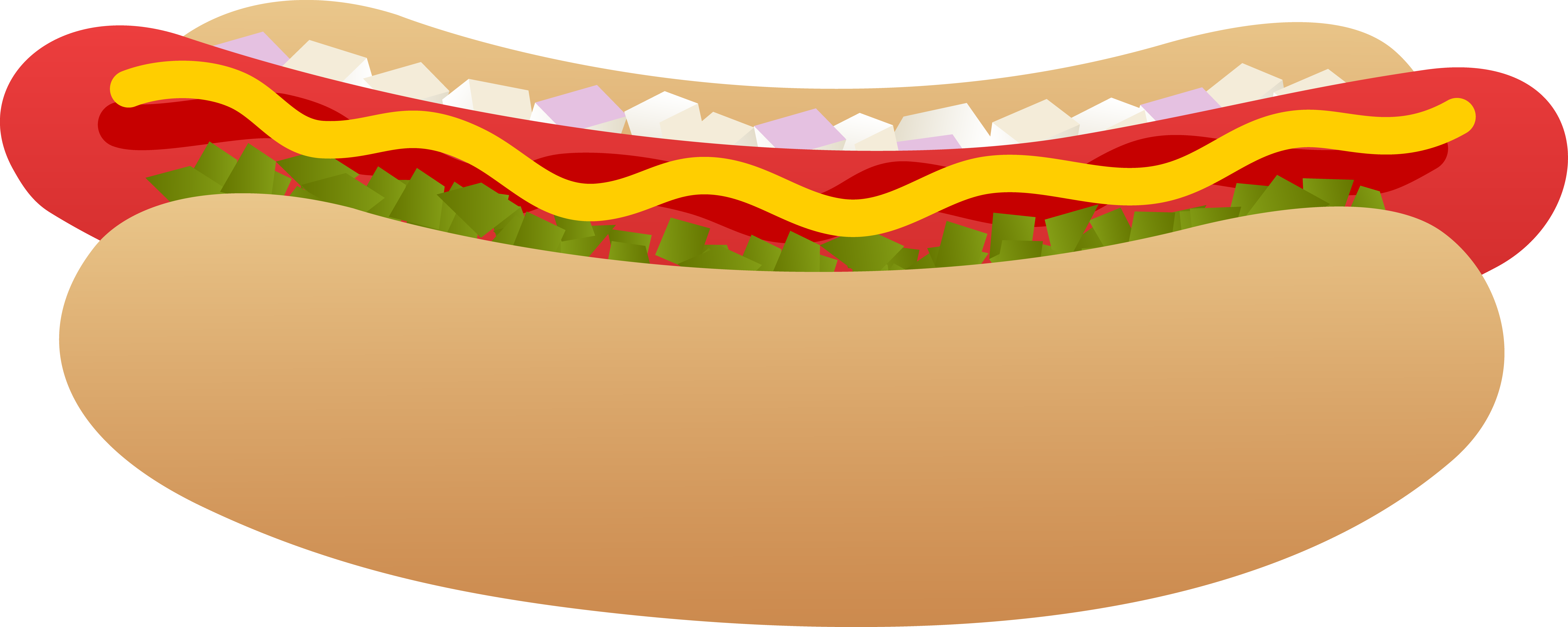 Happy dog clipart free picture download Hotdog clipart super dog - ClipartFest picture download