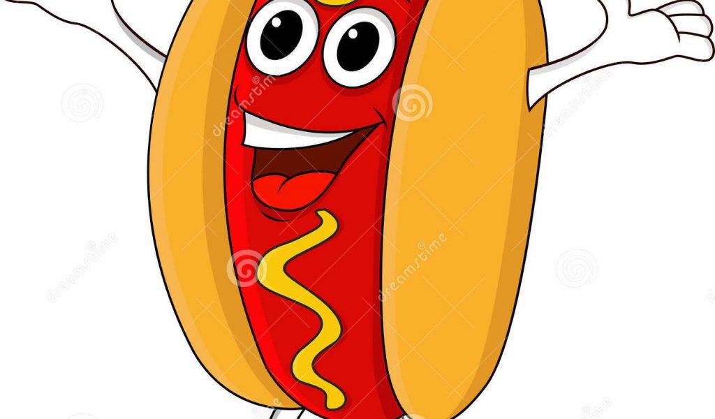 Hotdog clipart super dog picture freeuse stock Hotdog clipart super dog - ClipartFest picture freeuse stock