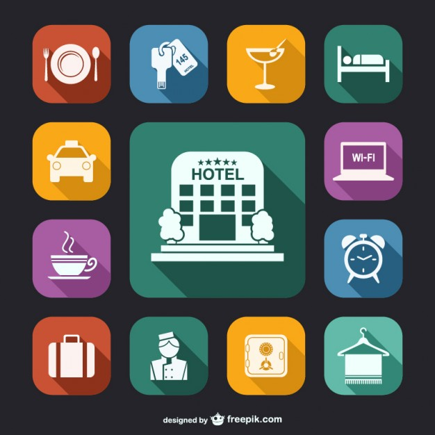 Hotel booking icon clipart clipart transparent download Hotel Vectors, Photos and PSD files | Free Download clipart transparent download