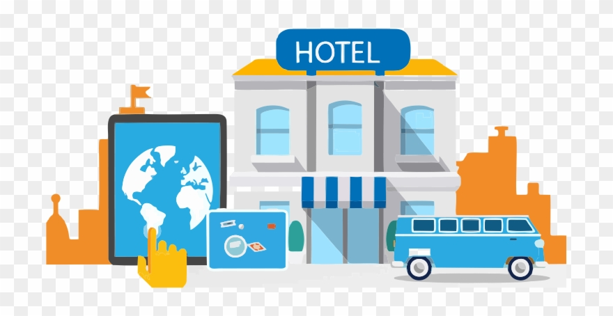 Hotel booking icon clipart picture library library Hotel Clipart Hotel Reservation - Hotel Booking - Png ... picture library library